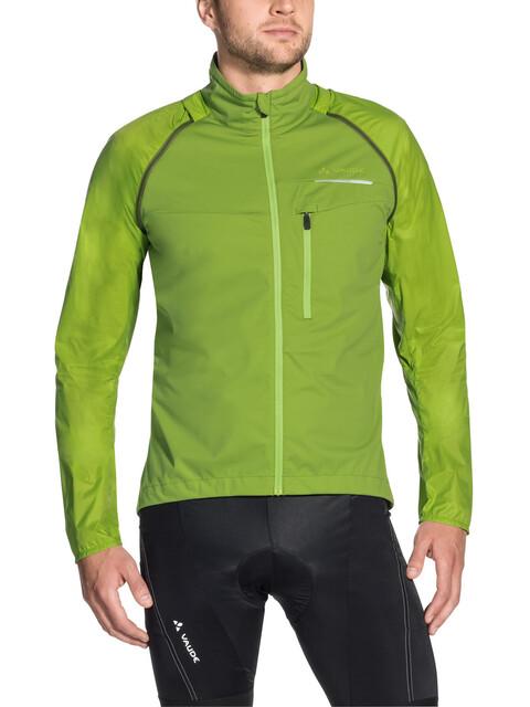VAUDE Windoo Pro Zip-Off Jacket Men green pepper